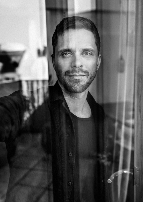 Georg Roske, 2018, Selfportait